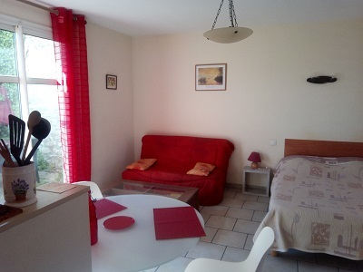 Location Studio Maison Meubl E Rochefort Sur Mer Pour